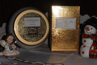 Parfém + krém Giordani Gold Essenza Oriflame