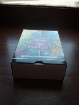 Osho Zen Tarot (tarotové karty)