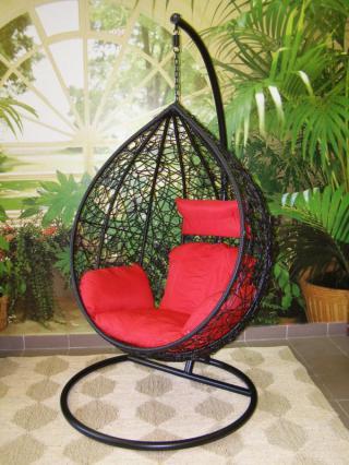 Závěsné relaxační křeslo TARA