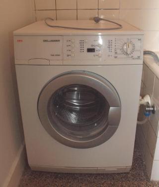 Pračka AEG 72640 Lavamat