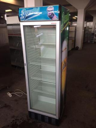 Prosklená lednice