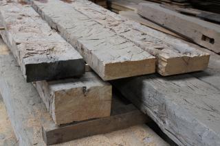 Výkup starých trámů a prken
