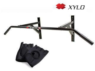 Nástěnná HRAZDA XG-120 XYLO, ocelová 200kg + DÁREK