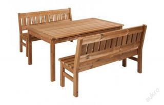 Dřevěný zahradní nábytek THERMOWOOD