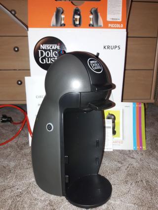 Nový kávovar Nescafé Dolce Gusto