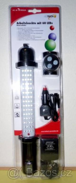 Montážní LED svítidlo - nabíjecí 04002624