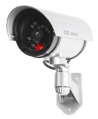 Imitace bezpečnostní kamery OUTDOOR RL027