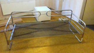 Chromovana postel