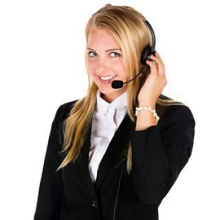 Telefonní operátorka – práce z domova