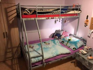 Patrová postel IKEA