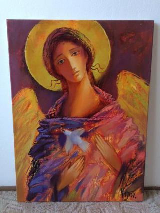 Obraz anděla