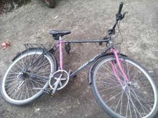Trekkingové kolo