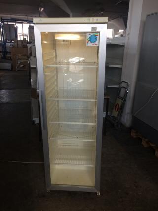 Prosklená chladicí lednice
