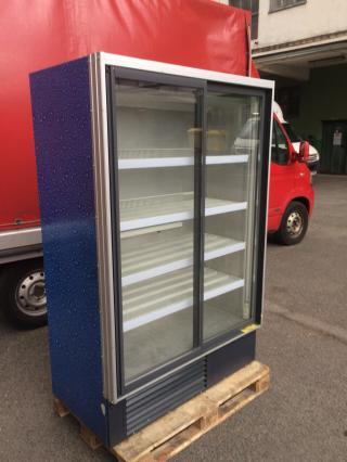 Chladicí lednice dvoudveřová