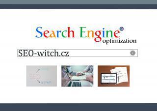 Seo, tvorba webů, grafika, online marketing